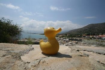 Samos, Pythagorion, Greece