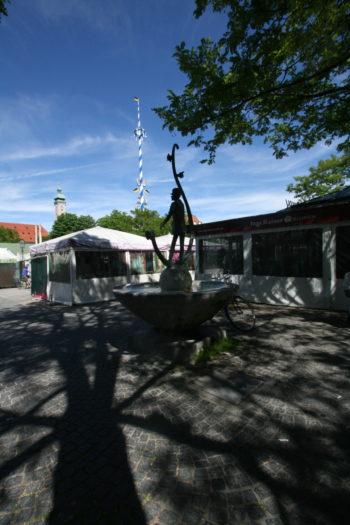 Viktualienmarkt, München